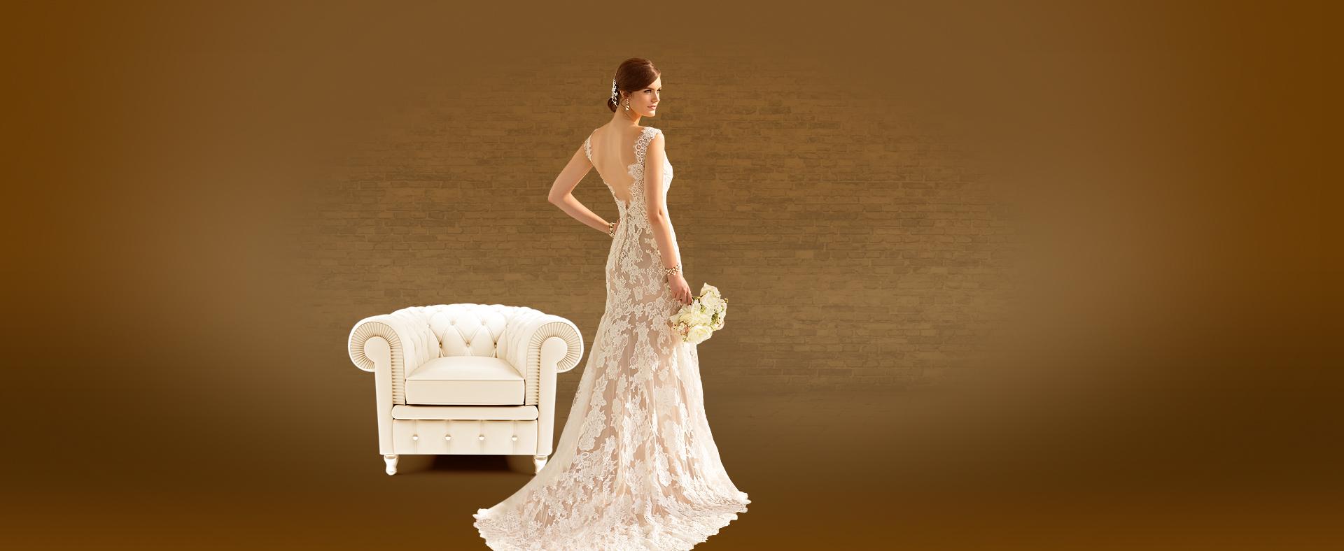 Des robes de mariée Romantiques