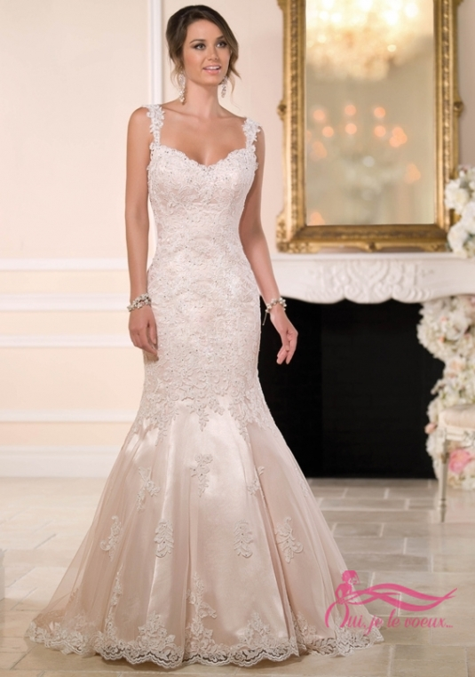 Wedding dress Lace, Fanny