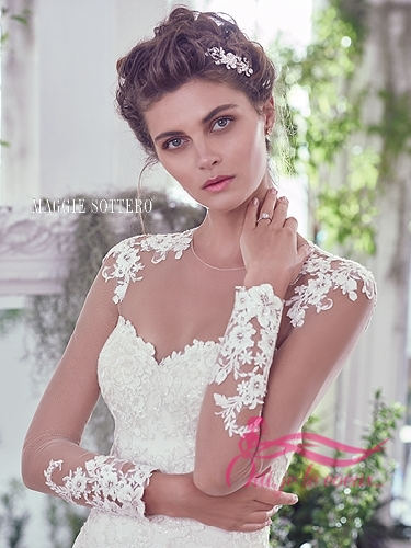 Wedding dress Bodysuit
