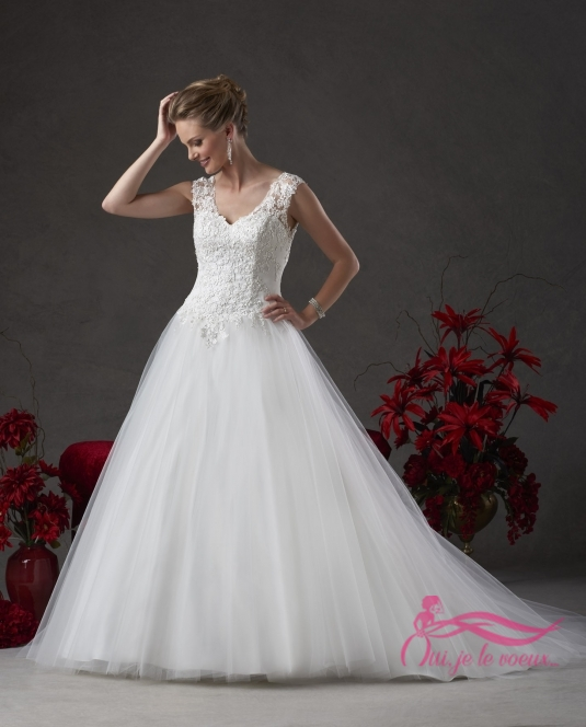 Wedding dress Tulle, Sicilia