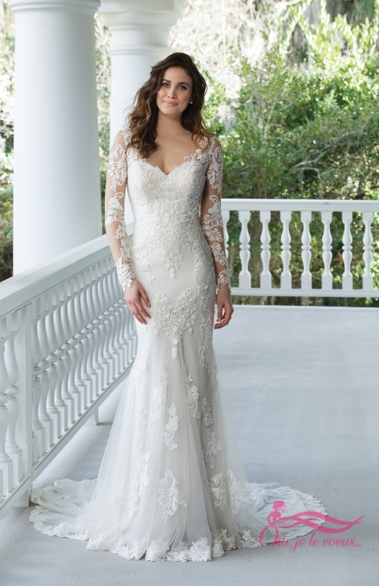 Wedding dress Lace, Romy
