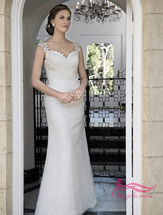 Wedding dress Lace, Preciosa