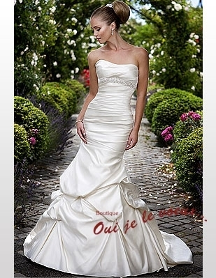 Wedding dress Dolce Satin, Perfection