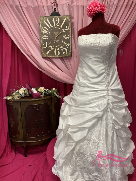 Wedding dress Belle