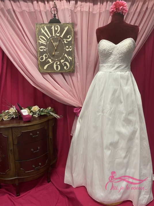 Wedding dress Esther
