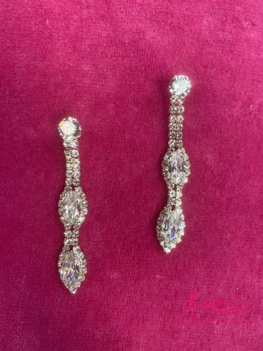 Wedding dress Earing