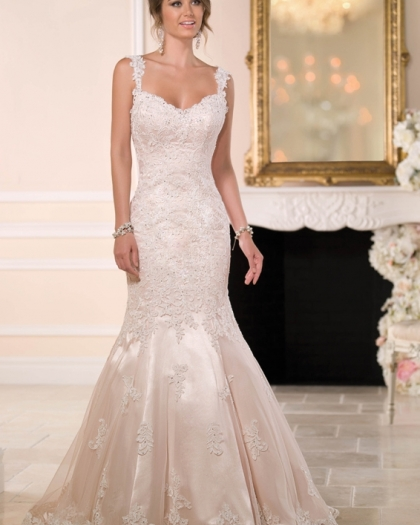 Robe de mari e vintage montr al id es et d 39 inspiration for Magasins de robe de mariage nj