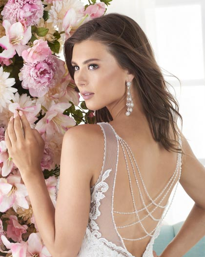 Wedding dress Lace, Cayo Romano